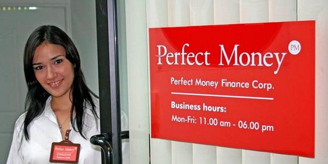 PerfectMoney - электронная система платежей