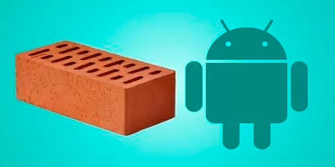 Как восстановить кирпич андроид
