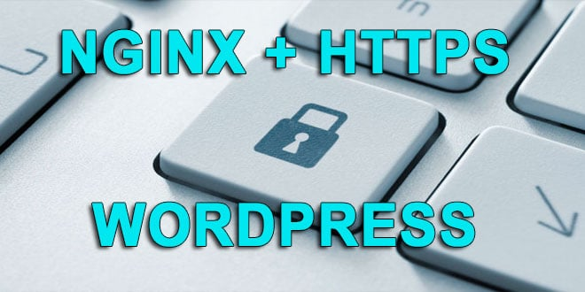 HTTPS для WordPress под NGINX