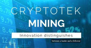 Cryptotek.org – обзор и отзыв о Cryptotek